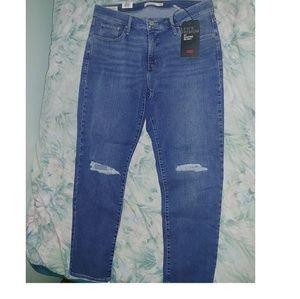 Levi's Jeans - Levi 311 shaping skinny midrise jeans